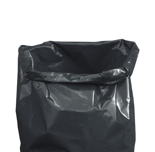"An image of Dark Grey Jazz Rubble Sack 20x30"" 300g"