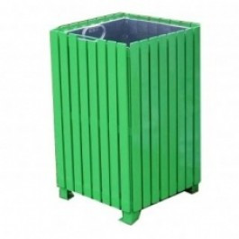 An image of STS/2M Anti Vandal Litter Bin