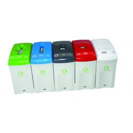 An image of Mini Envirobin 55 Litre Recycling Bin