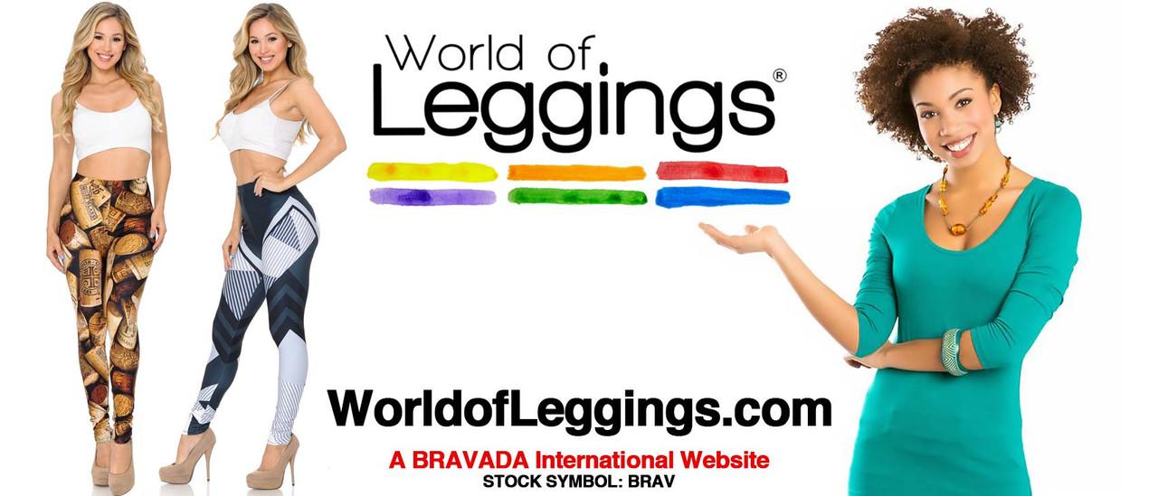 World of Leggings BRAVADA International