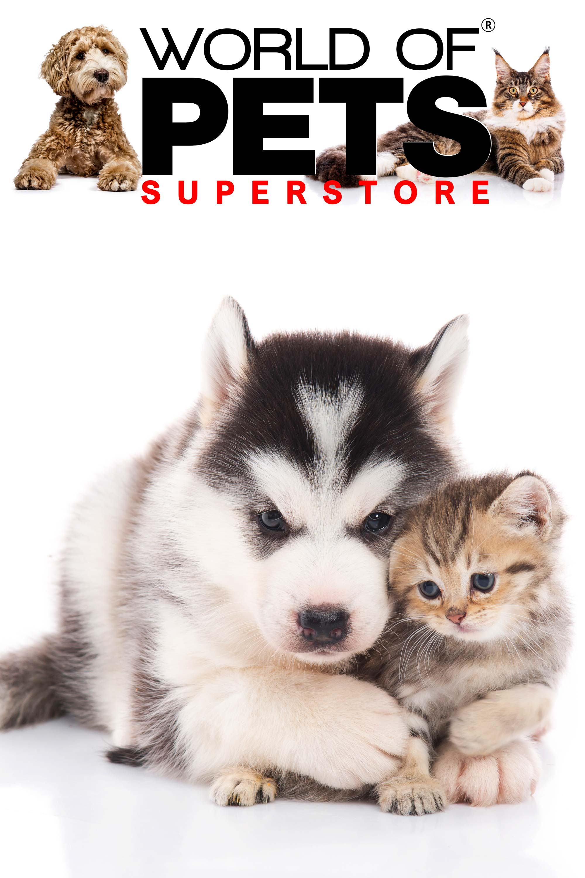 Shop World of Pets