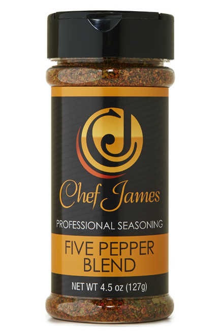 Five Pepper Blend