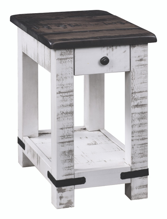 OTCST15 Olde Tymes Collection Chair Side Table By Frog Pond Furniture