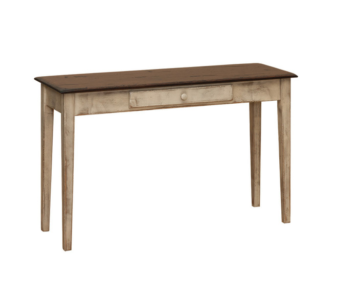 T99 Shaker Sofa Table By Forest Ridge Woodworking