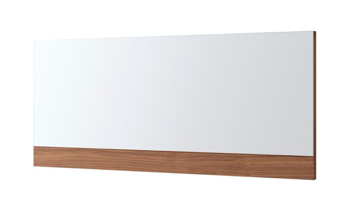 Modrest Ceres - Modern Walnut Bedroom Mirror VGWCCG05MX-WAL-MIR
