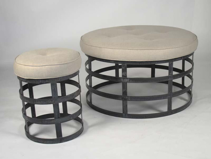 Round Stool - 1013 A003 By Zentique