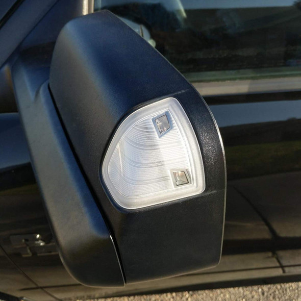 Lamp Turn Signal On Mirror LH RAM 09+ Tow