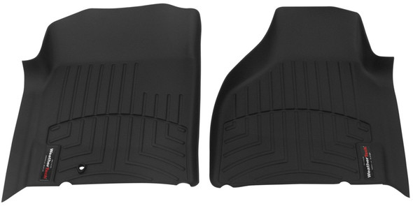 WeatherTech 02-08 Dodge Ram 1500 Pickup QuadCab Front FloorL