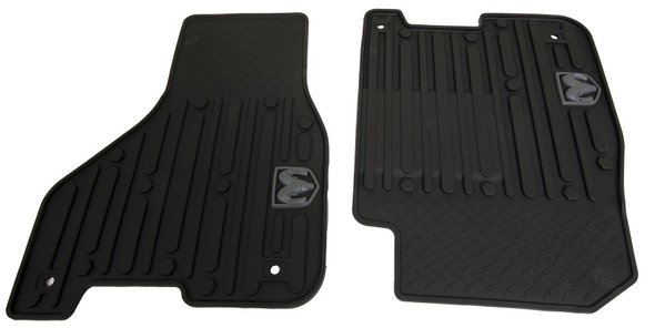 All weather Mats Front Crewcab 13/18