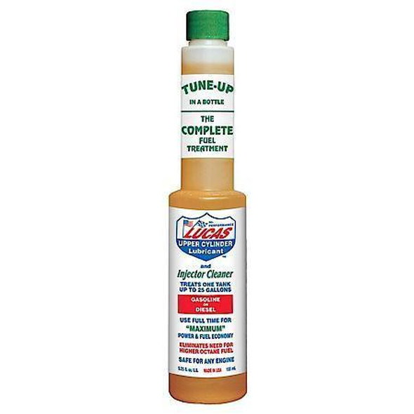 Lucas Fuel Treatment & Injector cleaner 155ML