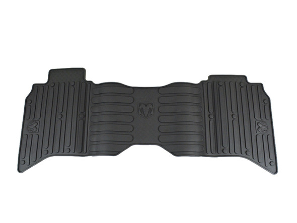 All weather Mats Rear Crew Cab 13+