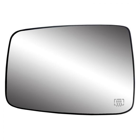 spiegelglas links Ram 09+ Alleen Verwarmd