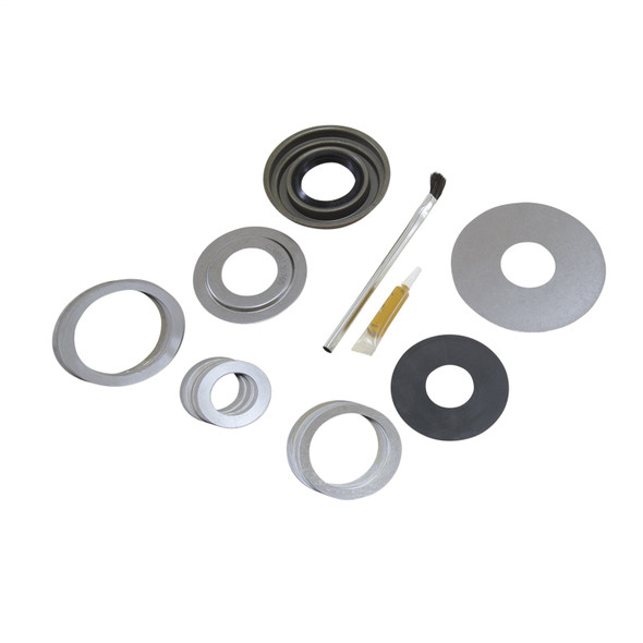 Dana 44 front master install kit disconected front