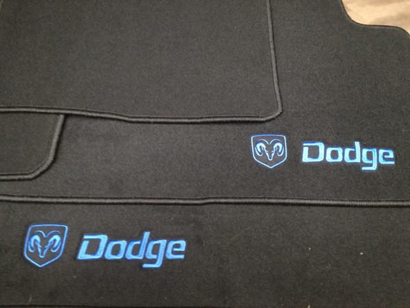 Mattenset 3Delig 96/01 BL Dodge