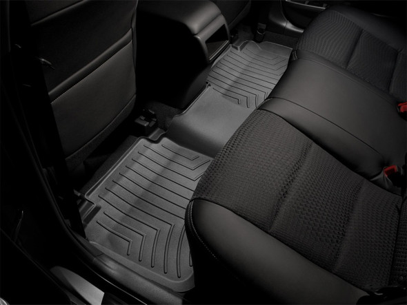 WeatherTech 02-08 Dodge Ram 1500 Pickup QuadCab Rear FloorLi