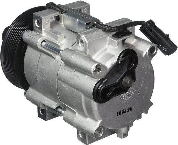 AC Compressor 5.9/6.7 Cummins 2500/3500 06-09