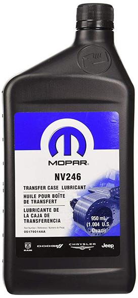 MOPAR transfercase lubricant NV246
