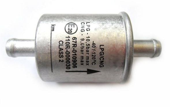 LPG VSI Leiding filter enkelvoud 14 mm