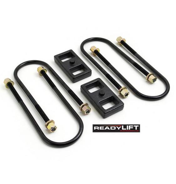 ReadyLift  03-13 Dodge Ram 2500/3500 1.0in lift achterzijde