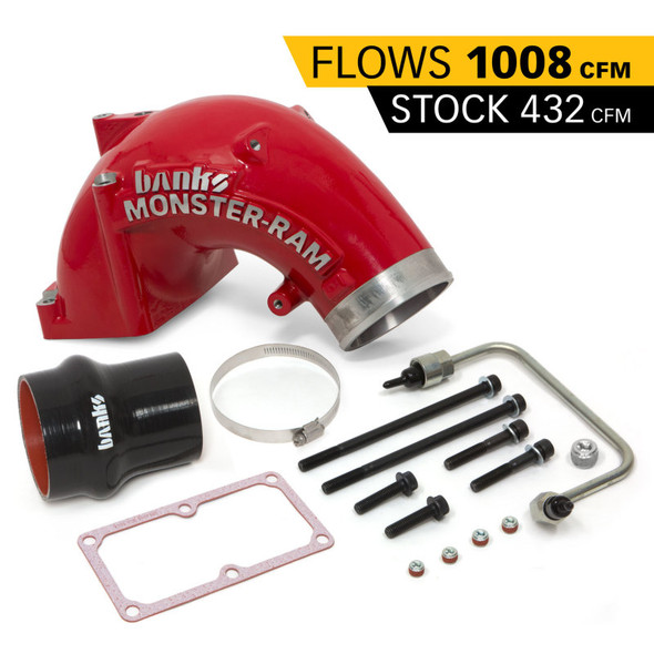 Banks Power 07.5-17 Ram 2500/3500 6.7L Diesel Monster-Ram