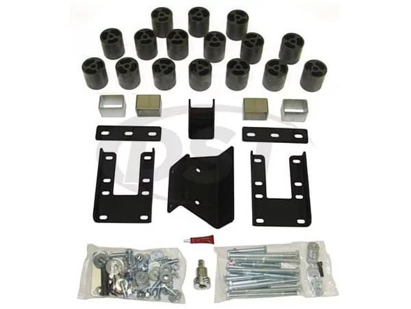 Body Lift kit 3` Ram 09+ 4wd-2wd