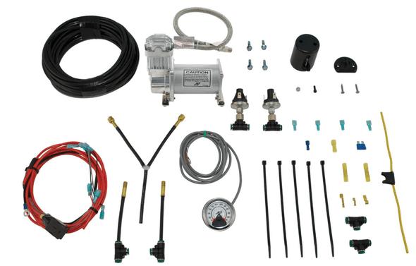 Air Lift Heavy Duty Compressor en Dual path Load Controller