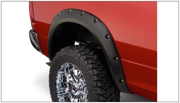 Bushwacker 10-18 Dodge Ram 2500 Fleetside Pocket Style
