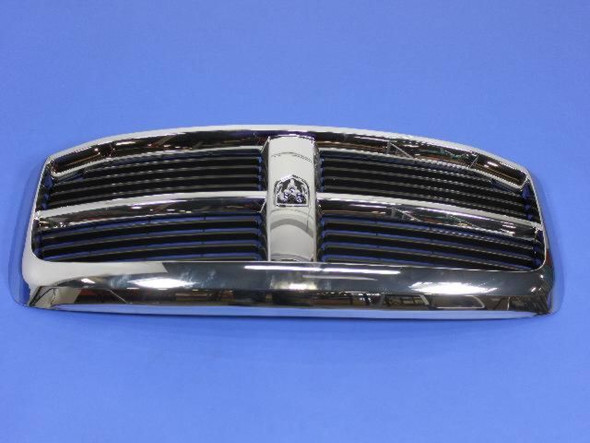 Front Grill Chrome Ram 1500/2500 06/09 Ram 3500 06/10