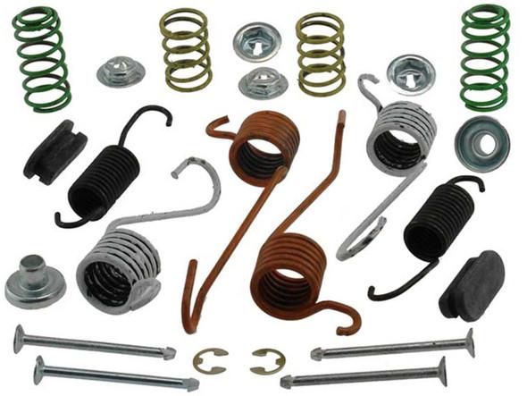 Drum Brake Hardware Kit Rear 1500 94/99