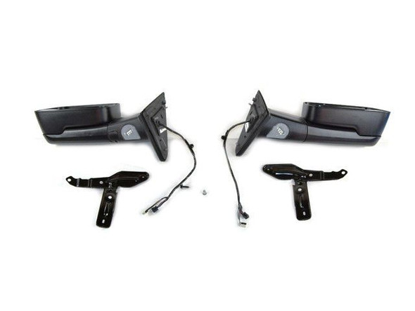 2009+ Tow mirror set, blinkers, heating, side marker lights
