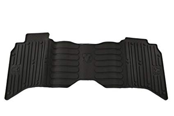 All Weather mats Rear Crew/Mega Cab 09/12