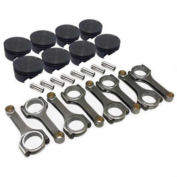 MAHLE 2618 Forged Drop-in pistons&rods Std-bore