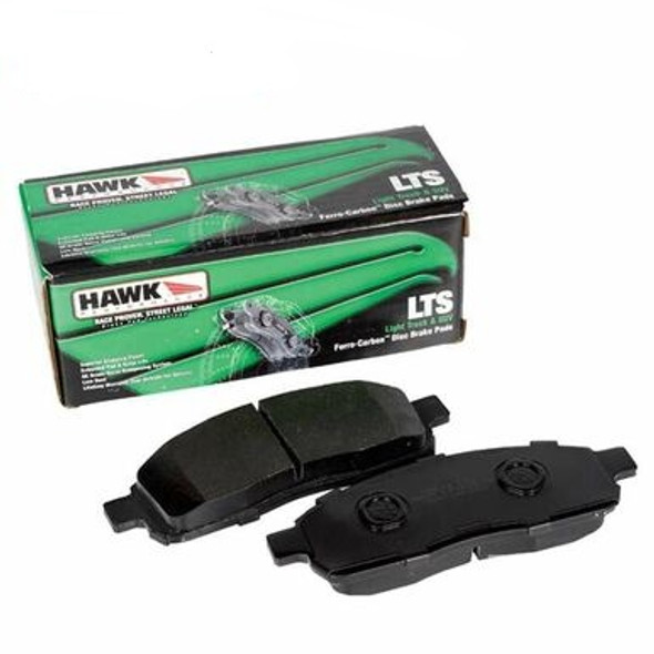 Hawk LTS voorremblokken 2500/3500 00/02