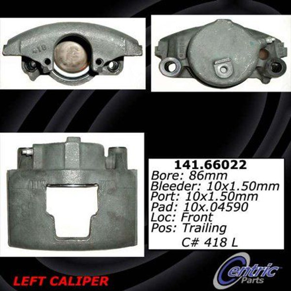Revisie remklauw RAM 2500/3500 8800LBS Links 4WD 94/99