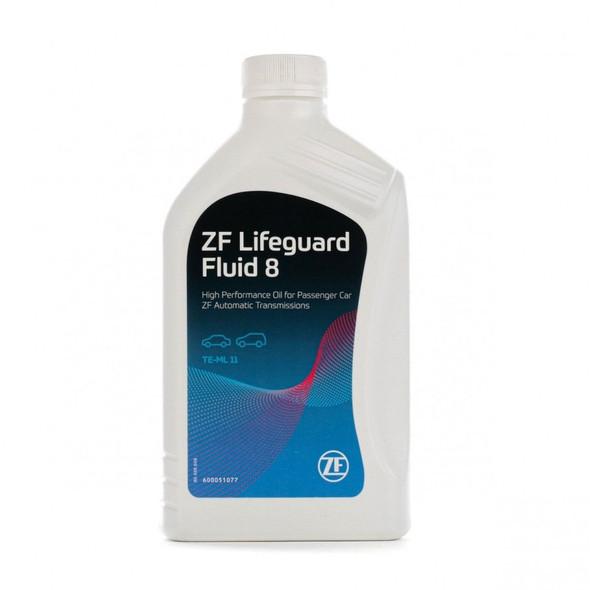 ZF Transmissie filter kit 8-speed Ram + 5 liter ZF olie