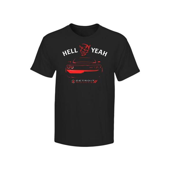 Heren T-Shirt Detroit Muscle maat 2XL
