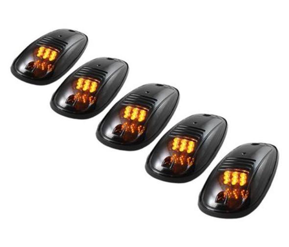 Spyder Cab Roof lights Smoked