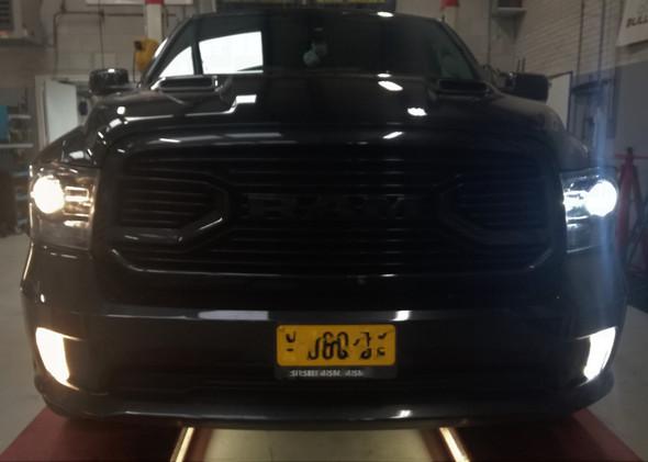 Ledverlichting Dodge Ram voorzijde