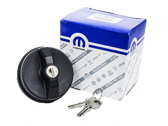 Tankdop afsluitbaar RAM 1500 09+ (incl 2 sleutels)