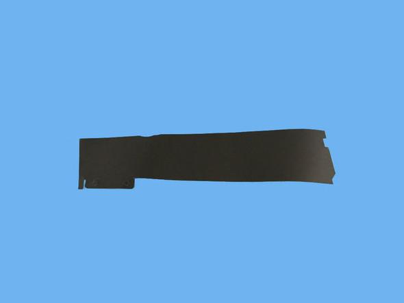 Dodge Ram Applique-B Pillar sierlijst linksvoor