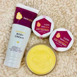 BeeSpa Hand + Foot Cream_BS-002