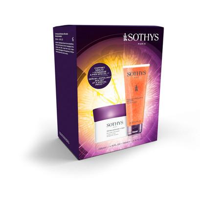 Pro-youth Body Serum and Exfoliant Box_109792