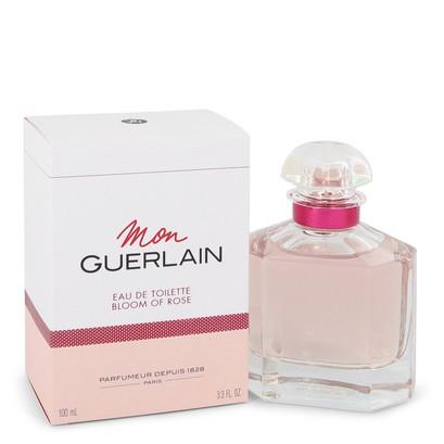 Mon Guerlain Bloom of Rose by Guerlain Eau De Toilette Spray_2