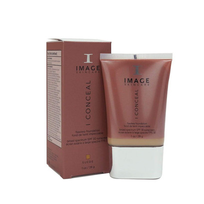I CONCEAL Flawless Foundation Broad-Spectrum SPF 30 Sunscreen Suede_IC-203N