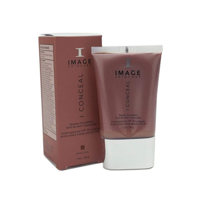 I CONCEAL Flawless Foundation Broad-Spectrum SPF 30 Sunscreen Natural_IC-201N
