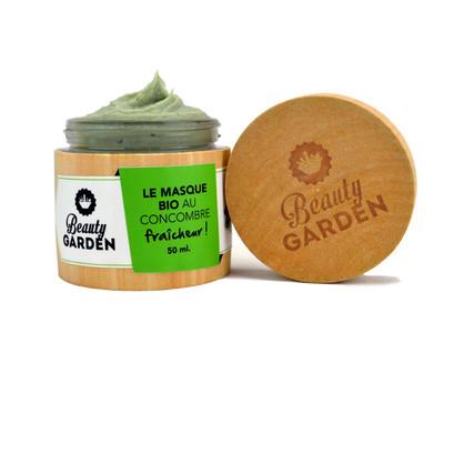 Organic Cucumber Mask_1002FB