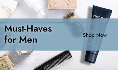 Must-Haves for Men By Saybine