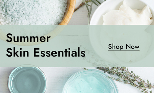 Summer Skin-Essentials by Saybine