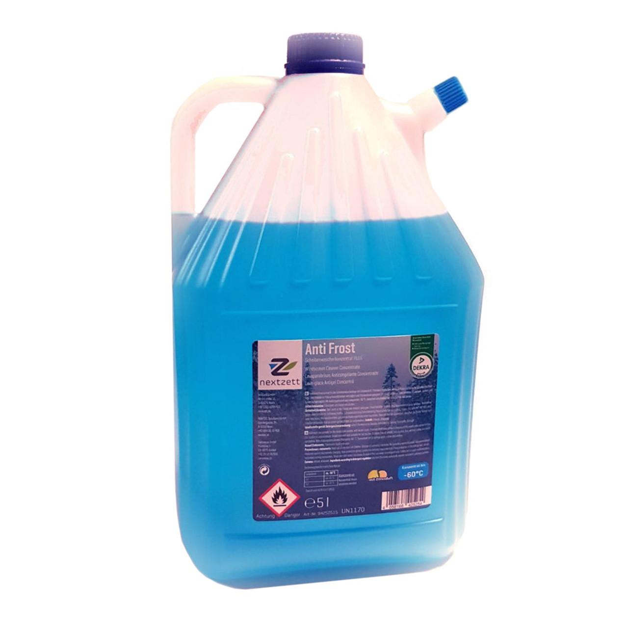 Superb Anti Frost Windshield Washer Fluid Concentrate 169 Oz 5 Liter Uwap Interior Chair Design Uwaporg