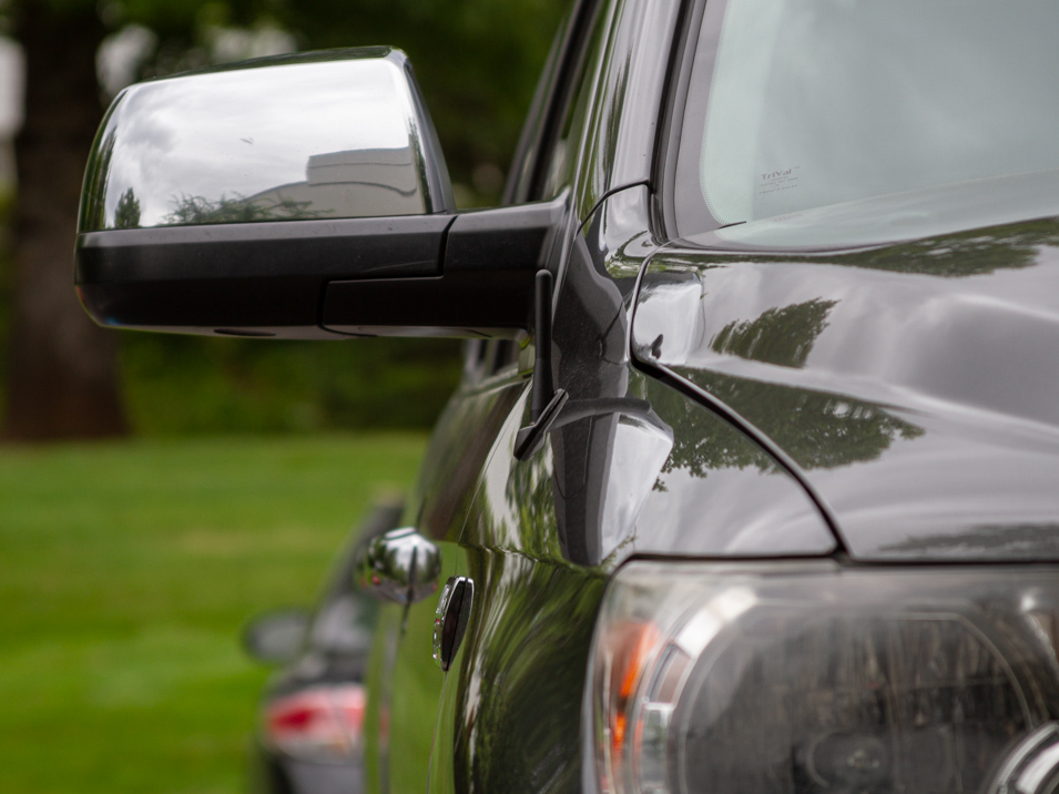 The Original Stubby Antenna installed on a 2011 Toyota Tundra